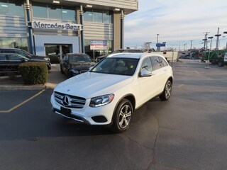 Certified pre-owned Mercedes-Benz vehicles 2016 Mercedes-Benz GLC 300 4MATIC SUV for sale near you in Schererville, IN