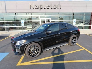 New Mercedes-Benz luxury vehicles 2019 Mercedes-Benz AMG GLE 43 4MATIC Coupe 4JGED6EB6KA153904 for sale near you in Schererville, IN