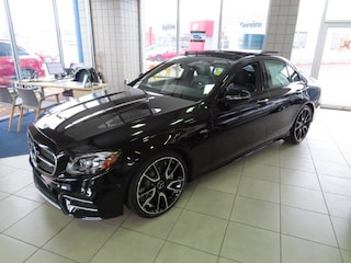 New Mercedes-Benz luxury vehicles 2019 Mercedes-Benz AMG E 53 4MATIC Sedan for sale near you in Schererville, IN