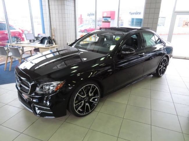 New Mercedes-Benz vehicle 2019 Mercedes-Benz AMG E 53 4MATIC Sedan for sale near you in Schererville, IN