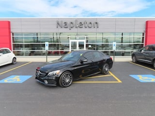 Used vehicles 2016 Mercedes-Benz C-Class C 450 AMG 4MATIC Sedan for sale near you in Schererville, IN