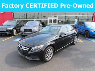 Certified pre-owned Mercedes-Benz vehicles 2015 Mercedes-Benz C-Class C 300 4MATIC Sedan for sale near you in Schererville, IN