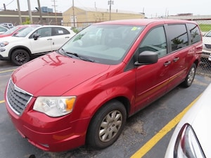 Featured pre-owned vehicles 2008 Chrysler Town & Country LX Van for sale near you in Schererville, IN