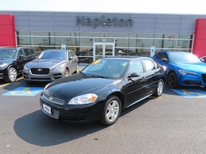 Featured pre-owned vehicles 2014 Chevrolet Impala Limited LT Sedan for sale near you in Schererville, IN