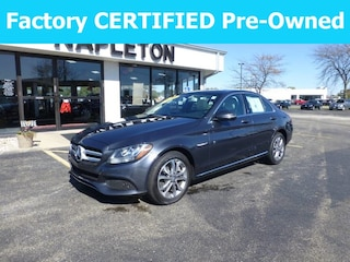 Used vehicles 2016 Mercedes-Benz C-Class C 300 4MATIC Sedan for sale near you in Schererville, IN