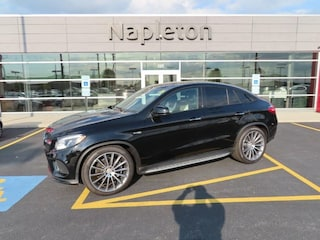 New Mercedes-Benz luxury vehicles 2019 Mercedes-Benz AMG GLE 43 4MATIC Coupe 4JGED6EB9KA151192 for sale near you in Schererville, IN