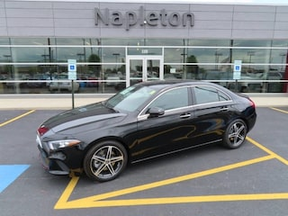 New Mercedes-Benz luxury vehicles 2019 Mercedes-Benz A-Class A 220 4MATIC Sedan WDD3G4FB4KW015891 for sale near you in Schererville, IN