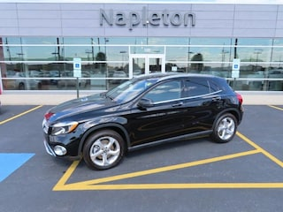 New Mercedes-Benz luxury vehicles 2019 Mercedes-Benz GLA 250 4MATIC SUV for sale near you in Schererville, IN