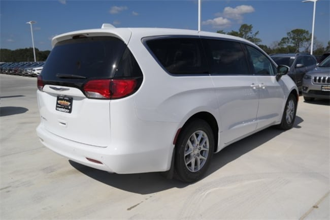New 2019 Chrysler Pacifica Lx For Sale Clermont