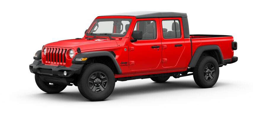 Jeep Gladiator Sport For Sale in Clermont Florida