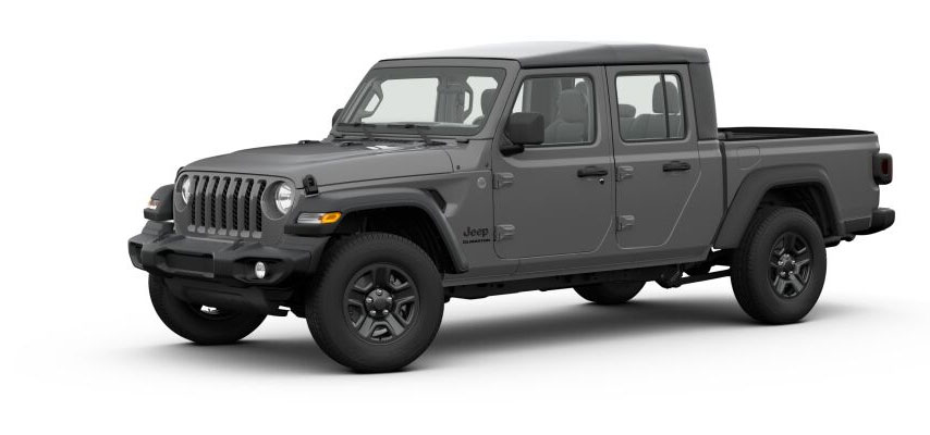 Sting Gray Jeep Gladiator For Sale in Clermont Florida
