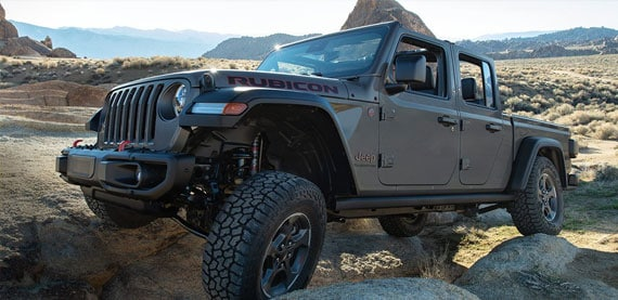 Jeep Gladiator Rubicon For Sale Near Me