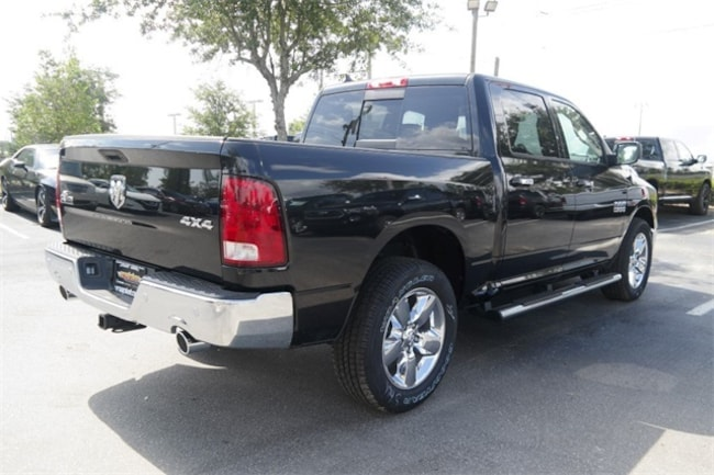 New 2018 Ram 1500 Big Horn Crew Cab 4x4 57 Box For Sale Clermont