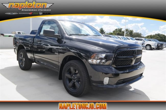 New 2019 Ram 1500 Classic Express Regular Cab 4x2 6 4 Box For Sale