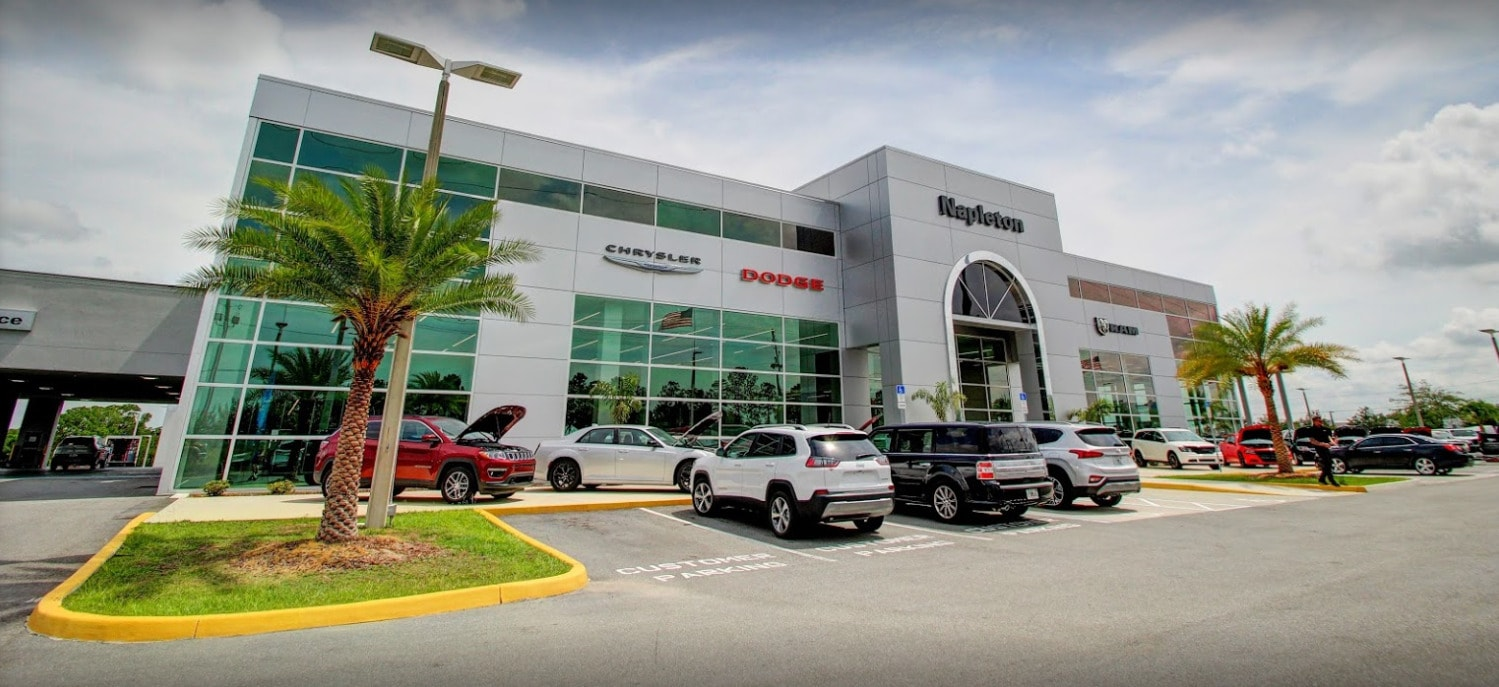 Dodge Dealership in  Clermont