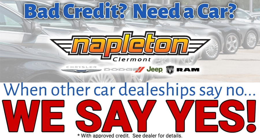 Napleton Clermont Chrysler Jeep Dodge Ram Dealerships Orlando