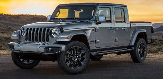 Jeep Gladiator Overland in Clermont