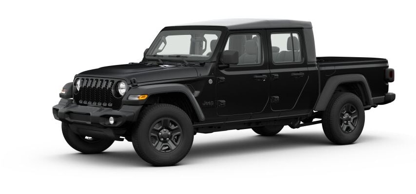 Black Jeep Gladiator For Sale in Clermont Florida