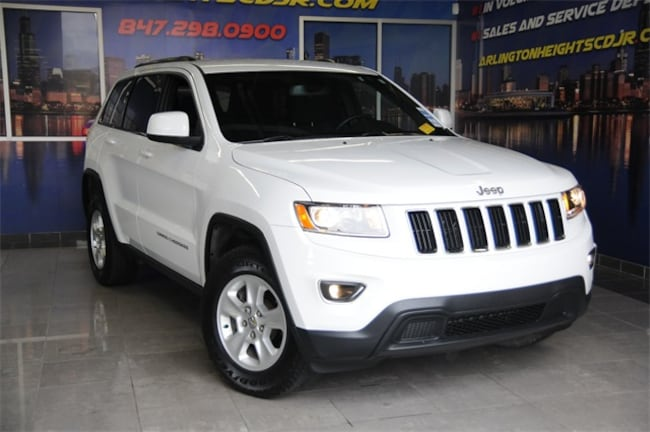 Certified Pre-Owned 2016 Jeep Grand Cherokee For Sale Near