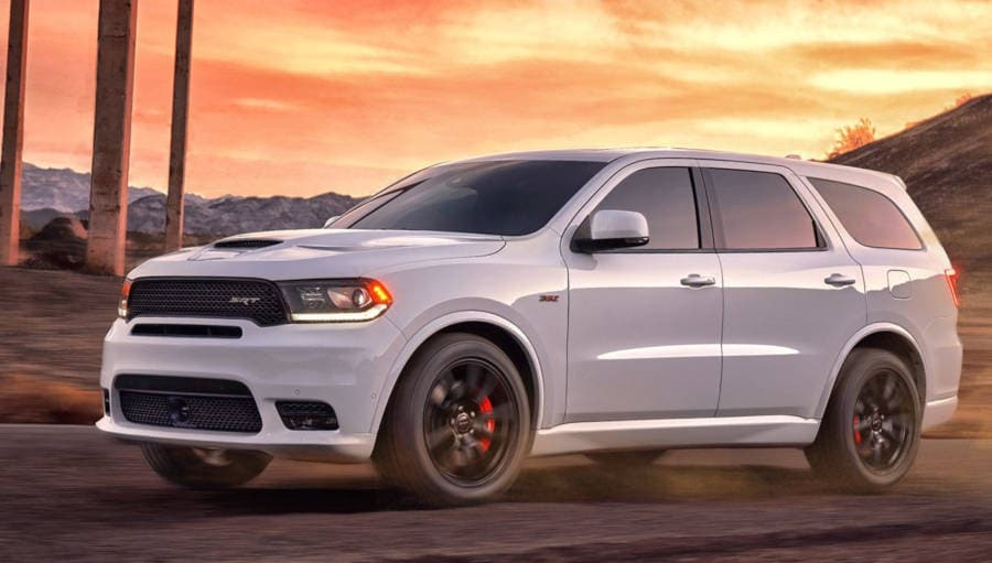 Dodge Durango 3-Row SUV