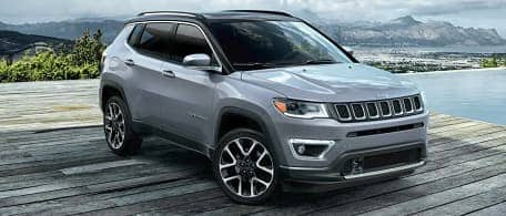 Jeep Compass - Model Research