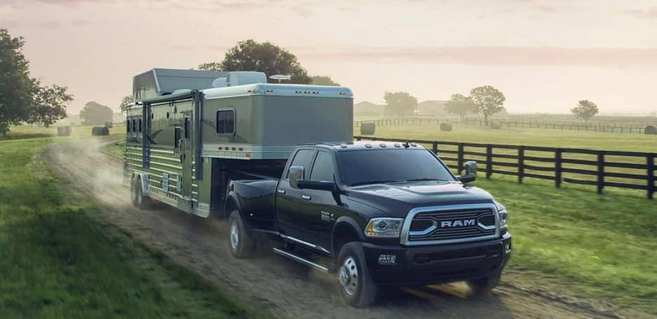 RAM 3500 - Model Research