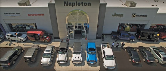 Cdjr Dealership Near Schaumburg Il Napleton S Arlington Heights