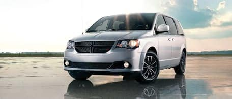 Dodge Grand Caravan - Model Research