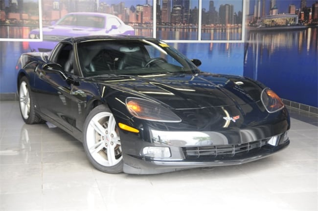 2009 Chevrolet Corvette Base Coupe