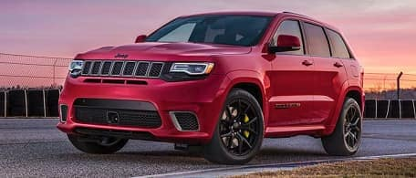 Jeep Grand Cherokee - Model Research