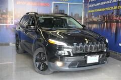 2016 Jeep Cherokee High Altitude SUV