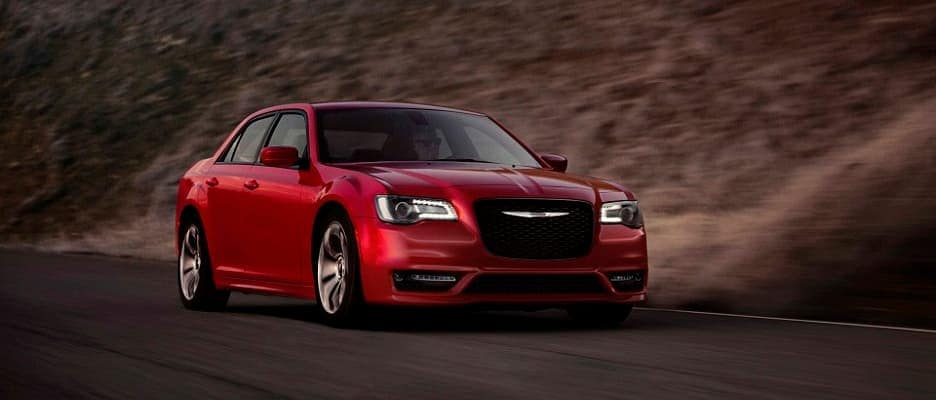 Chrysler 300 - Model Research