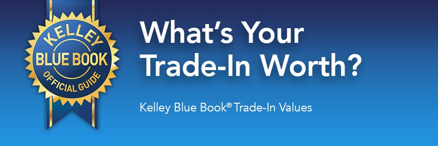 Kelley Blue Book Trade-In Calculator