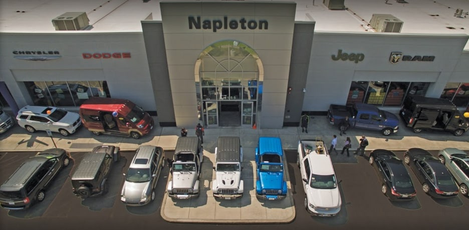 About Us - Napleton's Arlington Heights Chrysler Dodge Jeep RAM