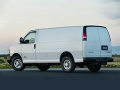 2010 Chevrolet Express 3500 Work Van Cargo Van