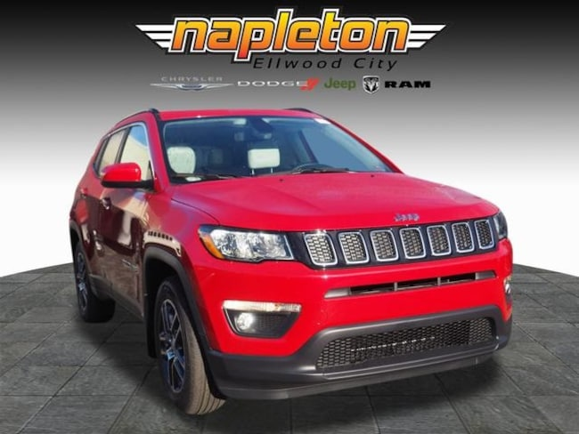 2019 Jeep Compass SUN & WHEEL FWD Sport Utility