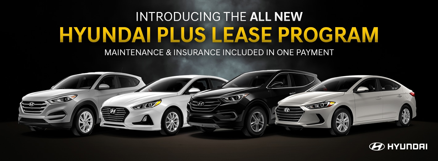 Hyundai Plus Lease Program