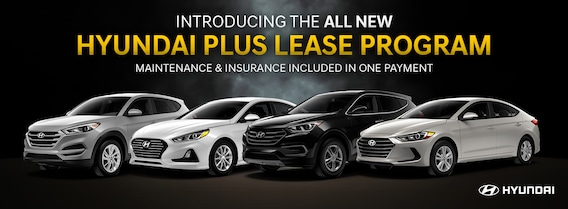 Hyundai PLUS | Hyundai Lease Program | Hyundai Finance
