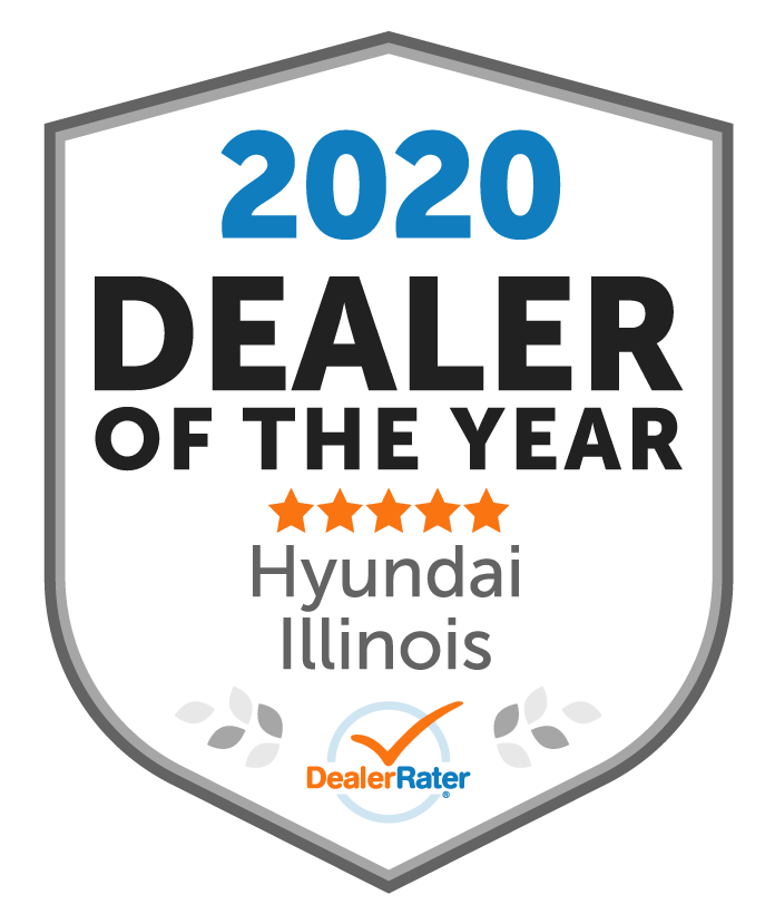 Napleton's Valley Hyundai 2020 DealerRater Dealer of the Year
