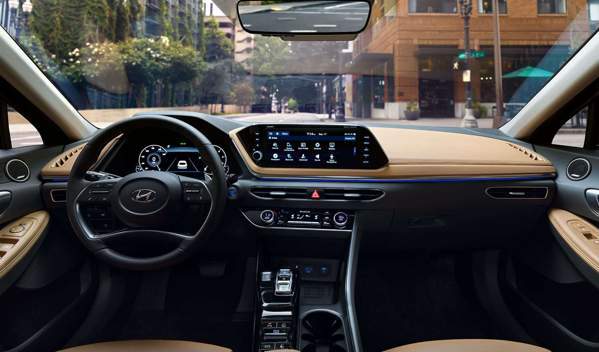 The Safe, Modern 2020 Sonata