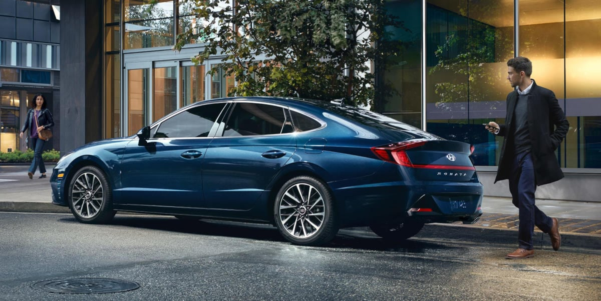 2020 Hyundai Sonata Midsize Sedan Aurora, Illinois
