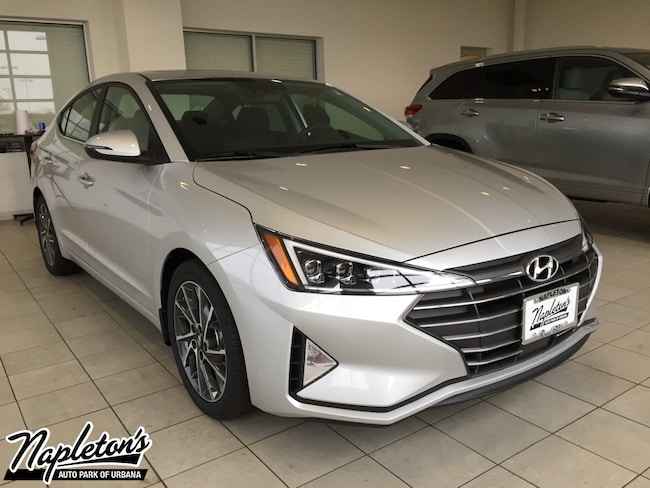 2019 Hyundai Elantra Limited Sedan in Urbana IL