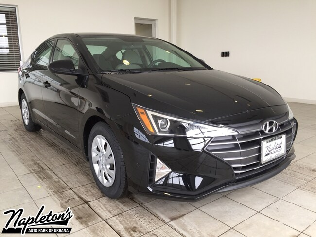 2019 Hyundai Elantra SE Sedan in Urbana IL