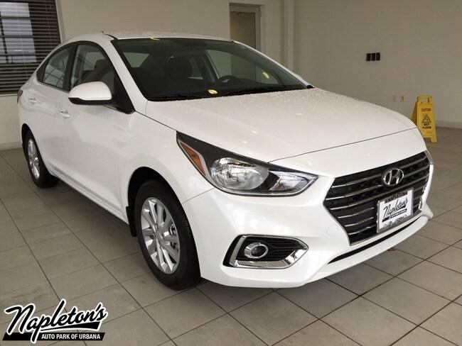 2019 Hyundai Accent SEL Sedan in Urbana IL