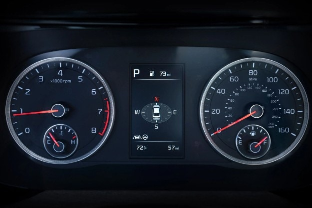 Dashboard Kia K5 for near me