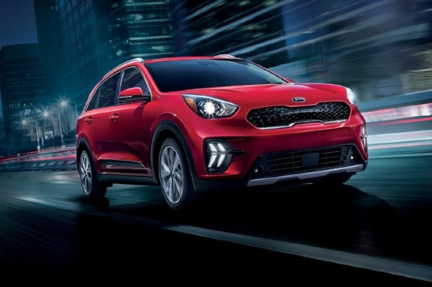 Kia Niro dealership urbana