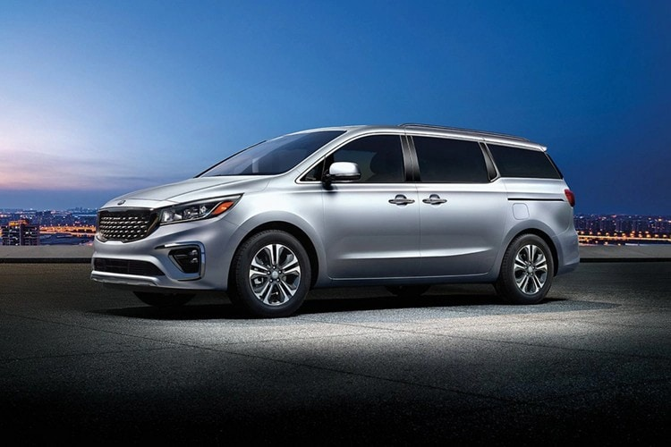 Kia Sedona dealership Urbana