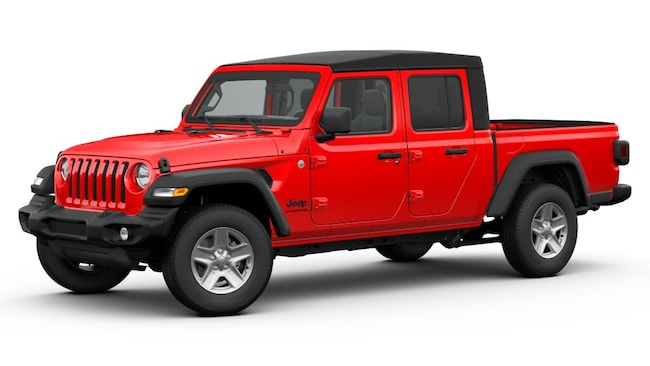 2020 Jeep Gladiator SPORT S 4X4 Crew Cab in St. Peters MO