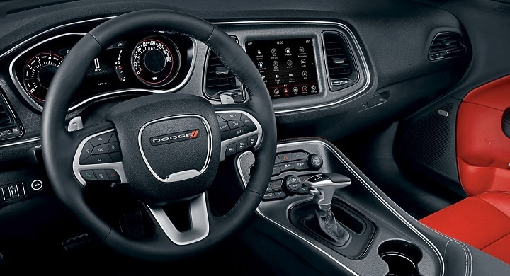dodge-challenger-interior