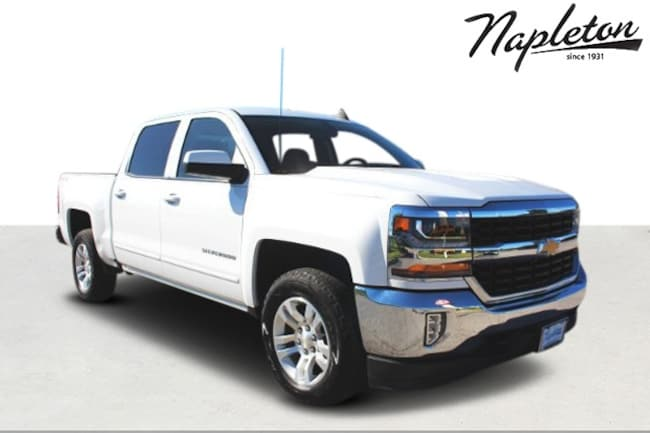 2017 Chevrolet Silverado 1500 LT w/1LT Truck Crew Cab in St. Peters MO